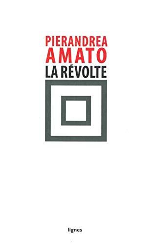 9782355260643: La révolte (French Edition)