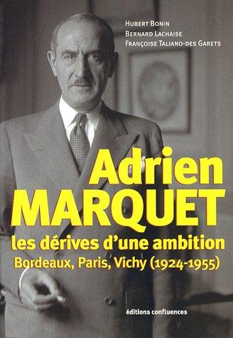 9782355270055: Adrien Marquet (French Edition)