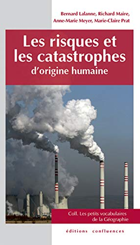 9782355271144: LES RISQUES ET LES CATASTROPHES D'ORIGINE HUMAINE
