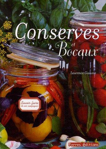 9782355300134: Conserves et Bocaux (French Edition)