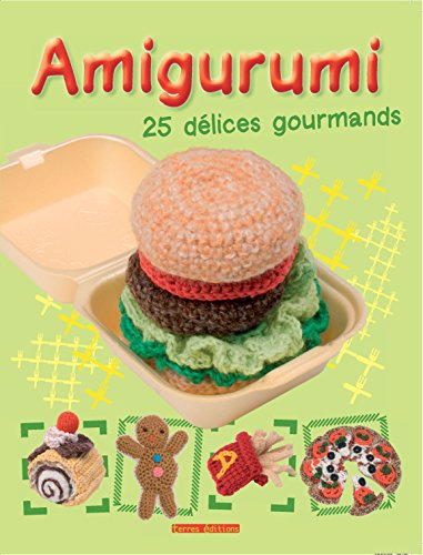 9782355302459: Amirugumi 25 Delices Gourmands
