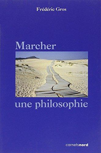 9782355360084: Marcher une philosophie