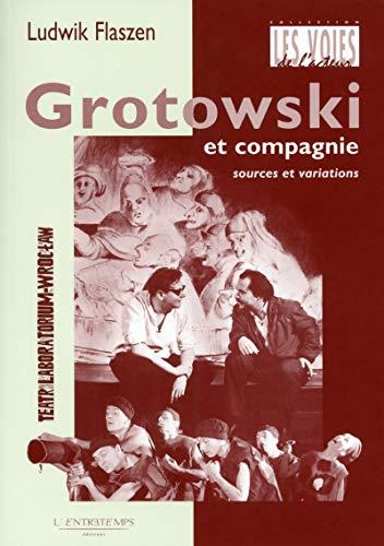 9782355391590: Grotowski et compagnie - numéro 26 (26)