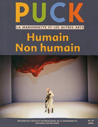 9782355391682: Revue Puck N°20 - Humain Non humain (20)