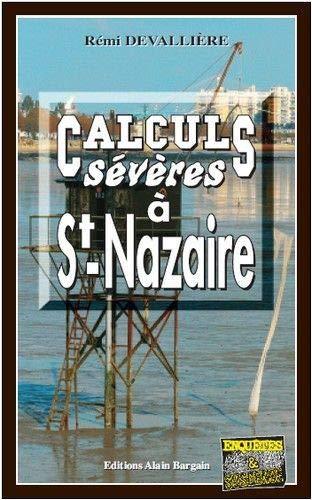 9782355501906: Calculs Severes a Saint-Nazaire