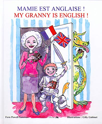 9782355510038: mamie est anglaise ! my granny is english !