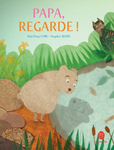 9782355580819: Papa, Regarde ! (English and French Edition)
