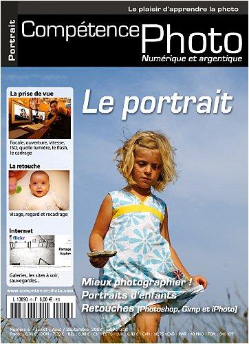 9782355640063: Compétence Photo n° 6 - Le Portrait