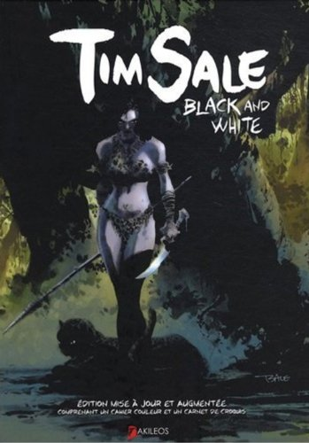 Tim Sale: Black and White: Sale, Tim