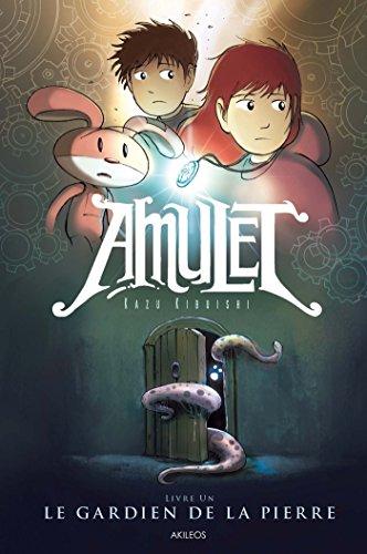 9782355740282: Amulet T1: Le Gardien de la pierre (AKI.BD.JEUNESSE)