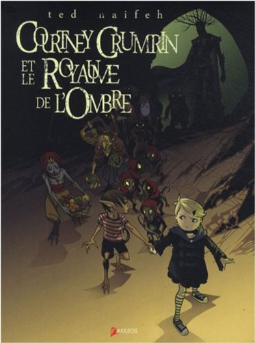 9782355740343: Courtney Crumrin, Tome 3 : Courtney Crumrin et le royaume de l'ombre