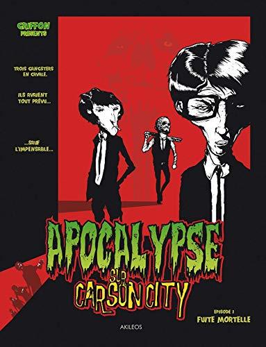 Apocalypse sur Carson City, t. 01: Griffon