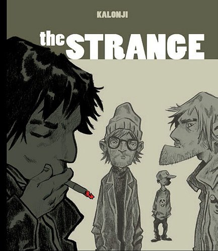 9782355740671: The strange