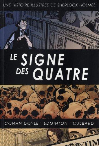 9782355740749: Sherlock Holmes - tome 3 Le signe des quatre (3)