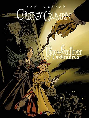 Courtney Crumrin: La ligue des gentlemen ordinaires: Naifeh, Ted