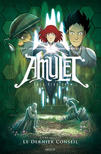 9782355740923: Amulet, Tome 4 (French Edition)