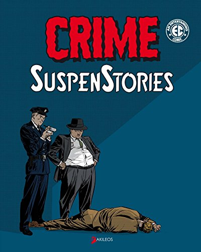 Crime Suspenstories: Collectif