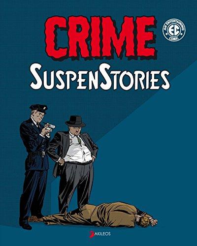 9782355741029: Crime suspenstories : Tome 1