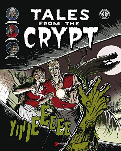 9782355741074: tales from the crypt