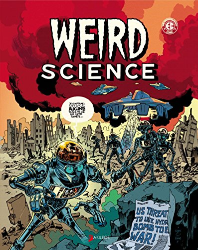 9782355741142: Weird Science, Tome 1 :
