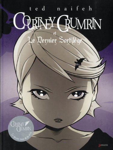 9782355741265: Courtney Crumrin, Tome 6 : Courtney Crumrin et le dernier sortilège