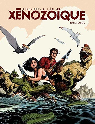 Chroniques de l'ère xénozoïque: Schultz, Mark