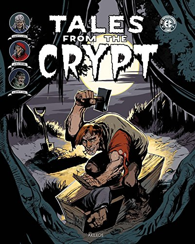 9782355741746: Tales from the Crypt, Tome 3