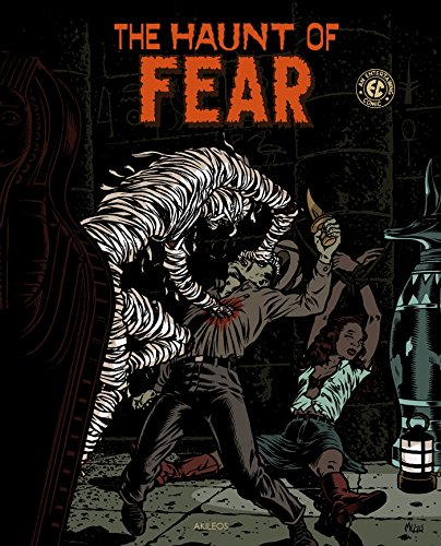 The haunt of fear : Tome 1: Wood, Wally