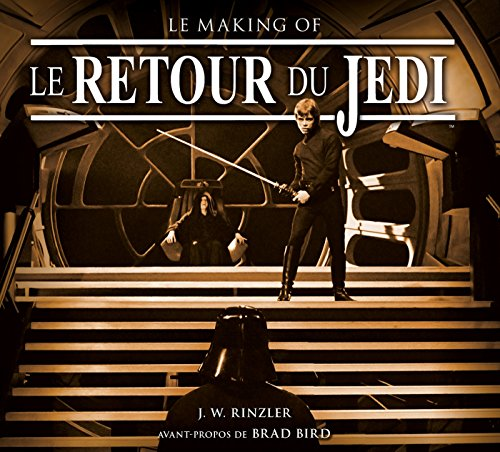 9782355742293: Le Retour du Jedi - Le Making of