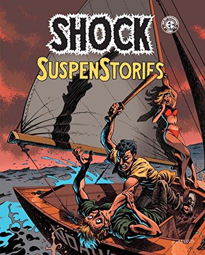 9782355742347: Shock Suspenstories T2