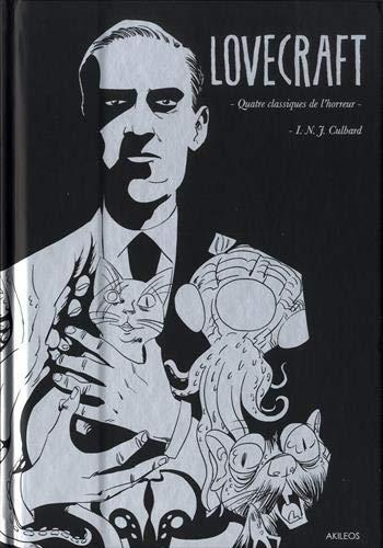 9782355743641: Lovecraft - Quatre classiques de l'horreur (NED)