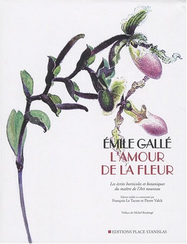 9782355780134: L'amour de la fleur (French Edition)