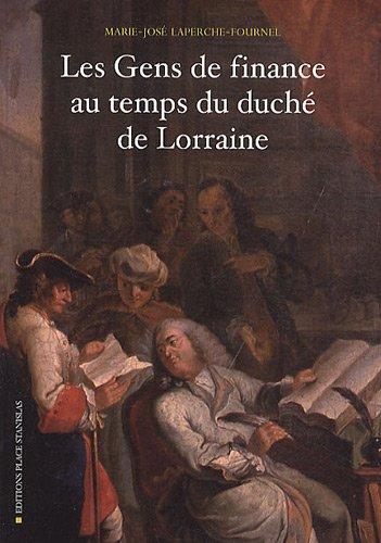 Les gens de finance au temps du: Marie-José Laperche-Fournel