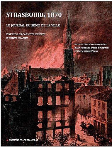 9782355780875: Strasbourg 1870 (French Edition)