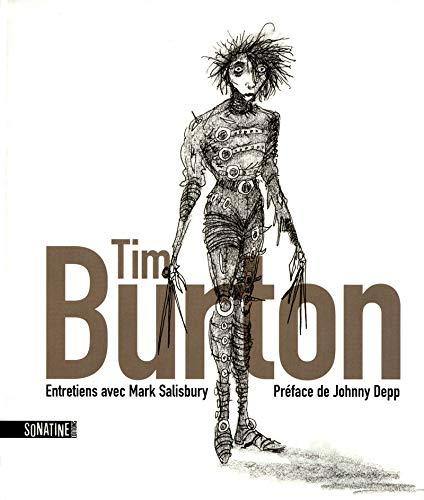 9782355840319: Tim Burton Entretiens Avec Mar Fl (French Edition)