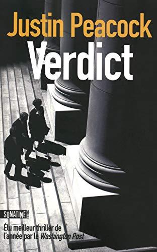 9782355840449: Verdict (French Edition)