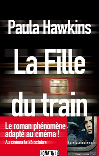 La Fille du train (French Edition): Paula Hawkins