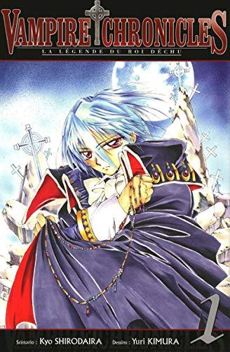 9782355920677: Vampire Chronicles La L�gende du roi d�chu T01