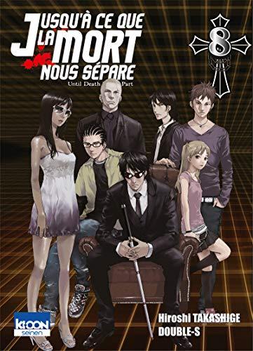 9782355920745: Jusqu'a ce que la mort nous separe, Tome 8 (French Edition)