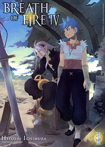 9782355921216: Breath of Fire IV Vol.1