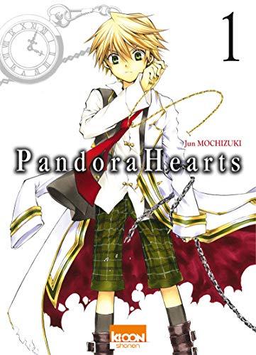 Pandora Hearts - Tome 1: Mochizuki, Jun