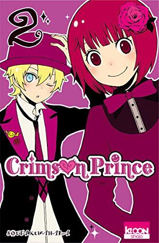 9782355922312: Crimson Prince, tome 2
