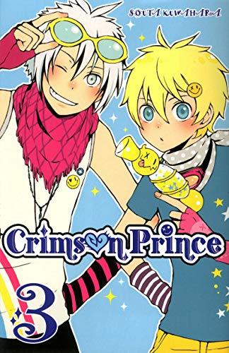 Crimson Prince - Tome 3: Kuwahara, Souta