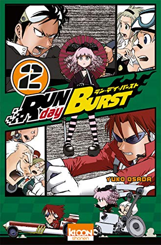Run day Burst - Tome 2: Osada, Yuko