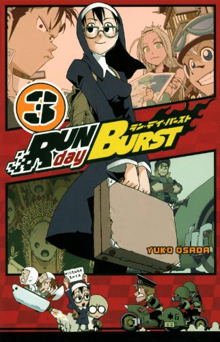 9782355923104: Run day burst, Tome 3 (French Edition)