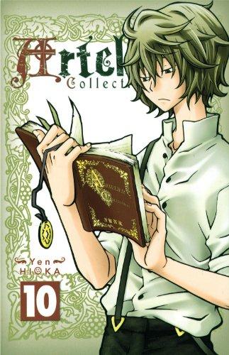Artelier Collection - Tome 10: Hioka, Yen