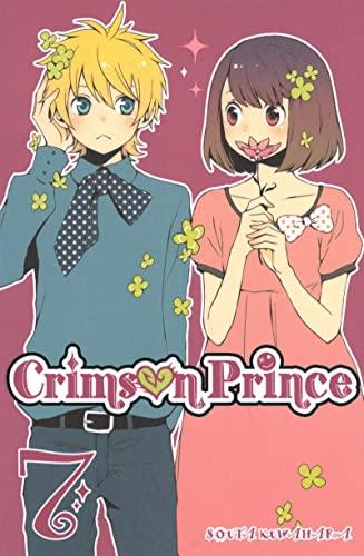 9782355923333: crimson prince t.7