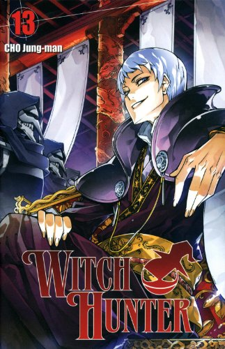 9782355924019: witch hunter t.13