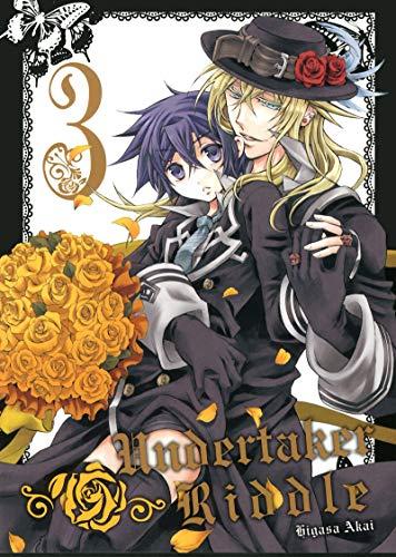9782355924743: Undertaker Riddle Vol.3