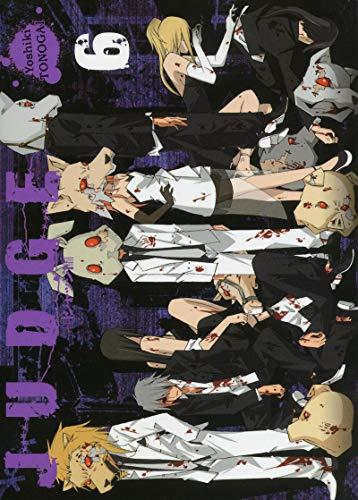 Judge - Tome 6: Tonogai, Yoshiki